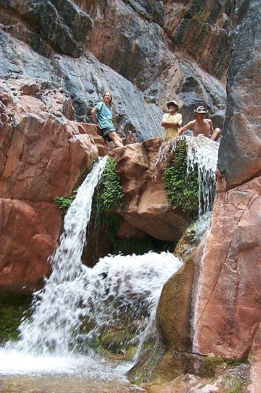<b>On Top of Falls</b>   (Jun 01, 1999, 02:05pm)