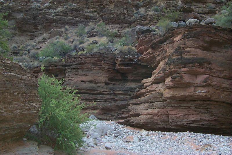 <b>Granite Park Canyon</b>   (Jun 11, 1999, 06:32am)