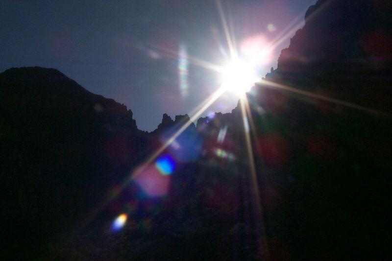 <b>Sun over Wall</b>   (Jun 11, 1999, 09:32am)