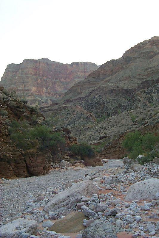 <b>Granite Park Canyon</b>   (Jun 11, 1999, 06:43am)