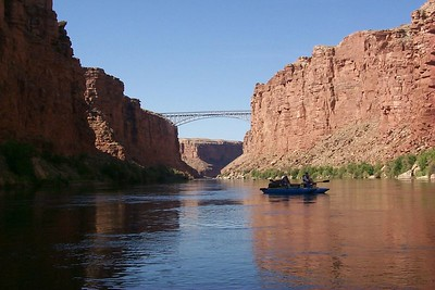 Navaho Bridge   (May 26, 1999, 10:00am)