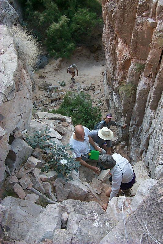 <b>Climbing South Canyon</b>   (May 28, 1999, 08:37am)