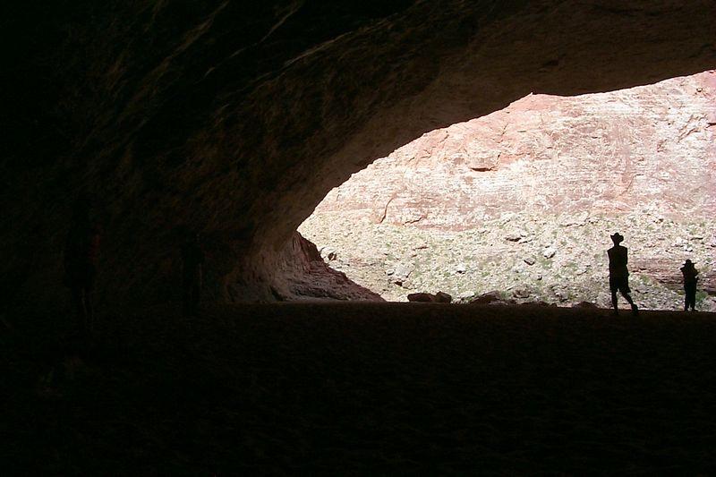 <b>Redwall Cavern Part 4</b>   (May 28, 1999, 10:33am)