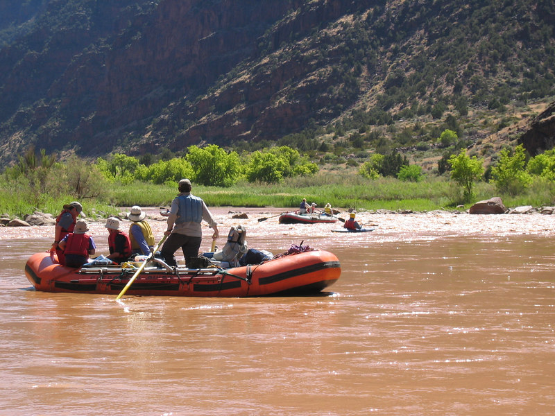 <b>On approach to some mild rapids</b>   (Jun 26, 2003, 04:05pm)