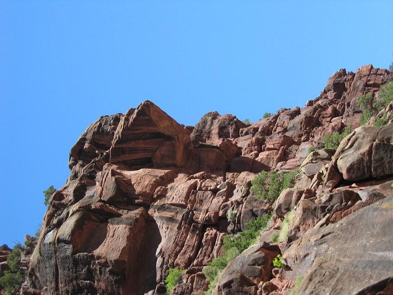 <b>Canyon walls before Hells Half Mile</b>   (Jun 27, 2003, 11:31am)