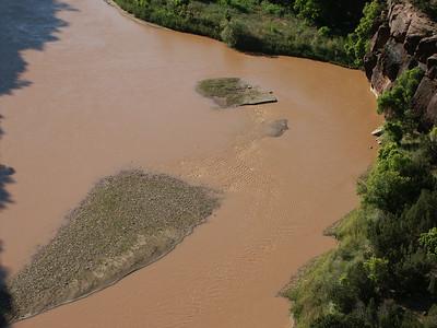 River north of Limestone campsite   (Jun 27, 2003, 06:16pm)