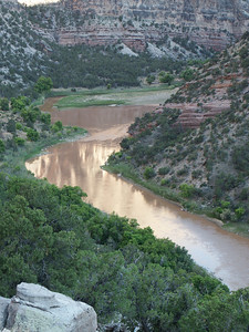 River south of Limestone campsite   (Jun 27, 2003, 06:51pm)
