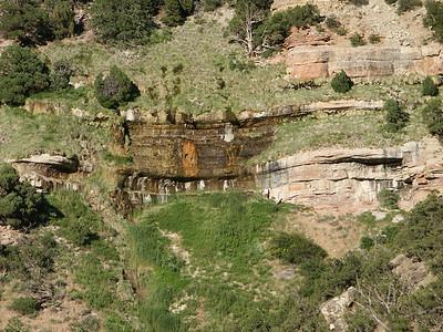 Canyon walls up Limestone Draw   (Jun 27, 2003, 06:46pm)