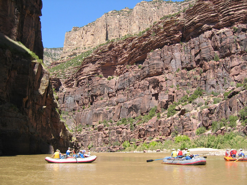 <b>River near Wild Canyon</b>   (Jun 28, 2003, 11:50am)