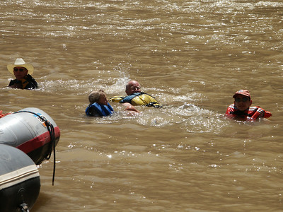 Floating past the rafts   (Jun 29, 2003, 12:14pm)