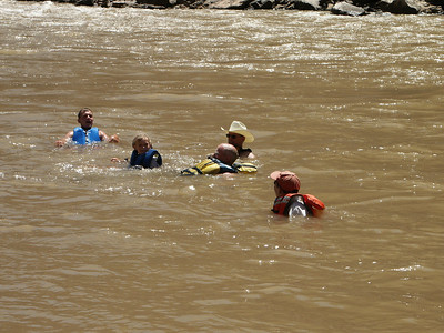 After lunch swim in mild current   (Jun 29, 2003, 12:13pm)
