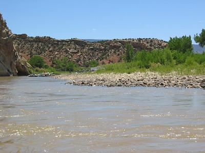 First glimpse of the Split Mountain boat ramp   (Jun 29, 2003, 12:55pm)