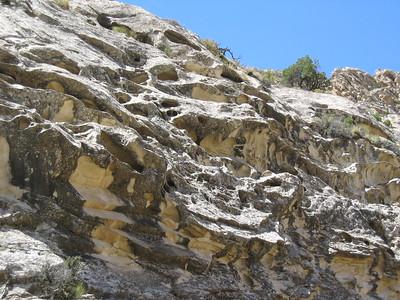 Rock formations at rivers edge   (Jun 29, 2003, 12:51pm)