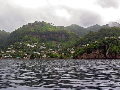 Leeward coast of St. Vincent   (Jul 15, 2004, 10:58am)