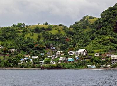 Settlement on the leeward coast of St. Vincent   (Jul 15, 2004, 10:42am)