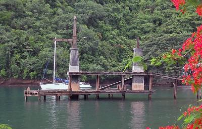 Sailboat moored near Pirates movie set   (Jul 15, 2004, 11:27am)
