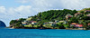 Friendship Bay, Bequia (Dec 8, 2008, 10:19am)<br /> <br /> This is a view of the West side of Friendship Bay on the south shore of Bequia.