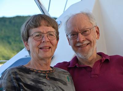Judy and Bill