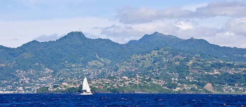South Coast of St. Vincent