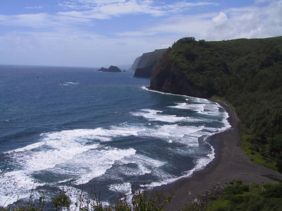 Pololu Beach and north shore   (Jul 15, 2001, 10:58am)