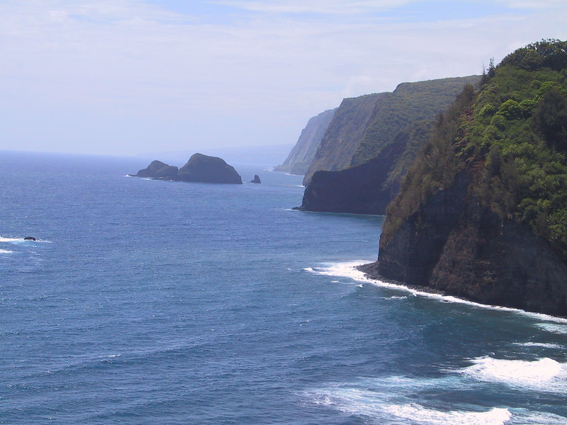 <b>North shore east from Pololu Valley</b>   (Jul 15, 2001, 10:54am)