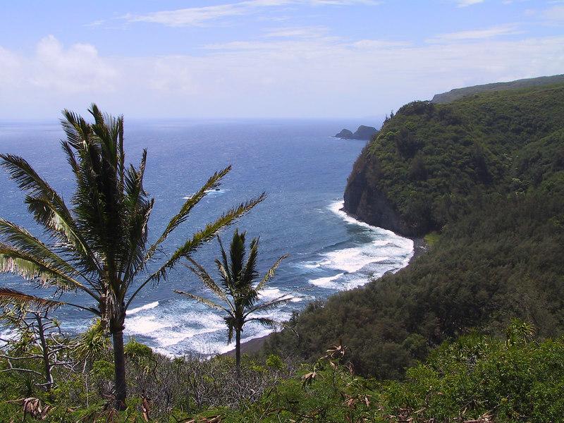 <b>Pololu Beach from Above</b>   (Jul 15, 2001, 10:47am)