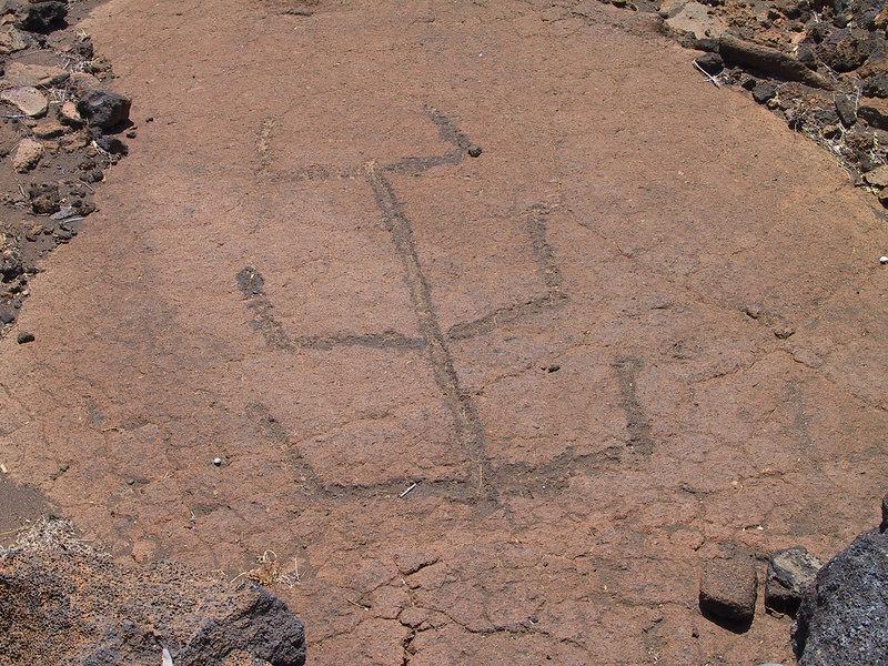 <b>More petroglyphs at Malama</b>   (Jul 15, 2001, 02:18pm)