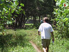 <b>Damon in Pololu Valley</b>   (Jul 15, 2001, 11:09am)