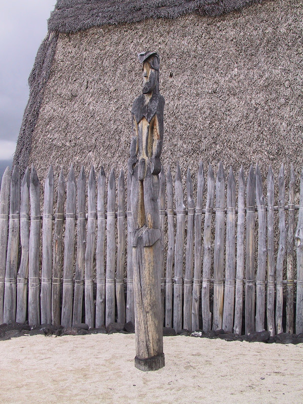 <b>Totem at Place of Refuge</b>   (Jul 16, 2001, 12:51pm)