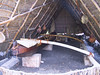 <b>Reconstructed canoe house in Place of Refuge</b>   (Jul 16, 2001, 12:58pm)