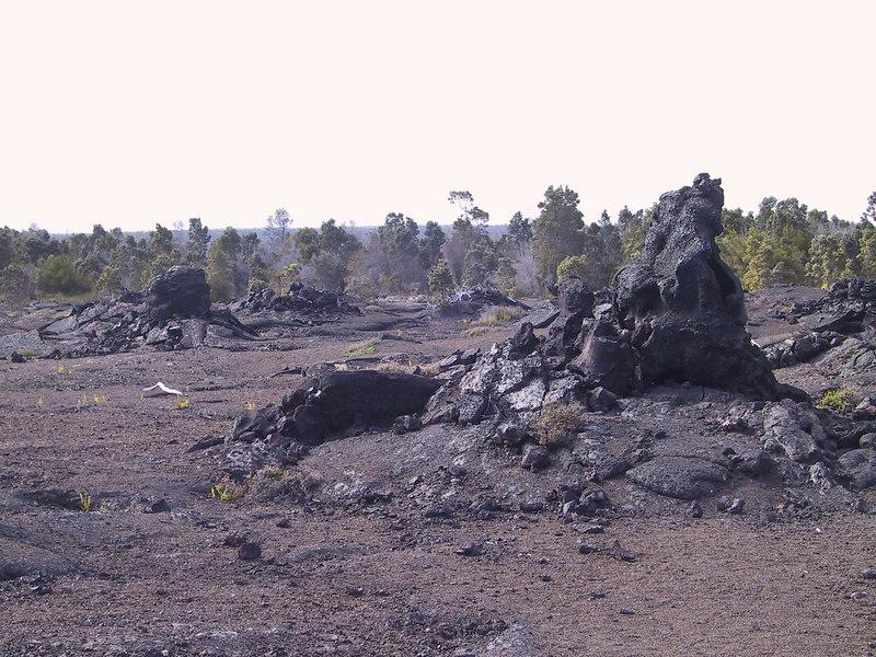 <b>More views of 1969 lava flow</b>   (Jul 17, 2001, 03:56pm)