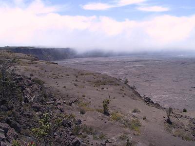 Kilauea Caldera 1   (Jul 17, 2001, 11:44am)