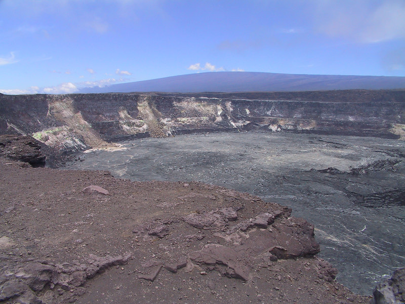 <b>Halemaumau Crater 1</b>   (Jul 17, 2001, 12:22pm)