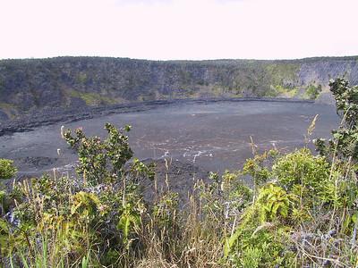 View of Kilauea Iki Crater   (Jul 17, 2001, 03:07pm)