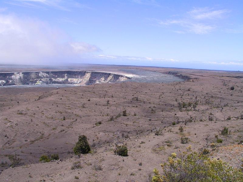 <b>Kilauea Caldera 4</b>   (Jul 17, 2001, 11:45am)