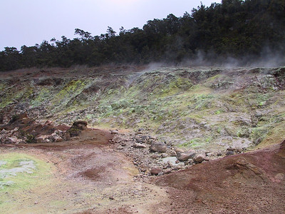 Sulphur Banks in Hawaii Volcanoes National Park   (Jul 17, 2001, 11:02am)