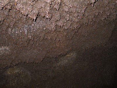 Closeup of ceiling inside Thurston Lava Tube   (Jul 17, 2001, 02:40pm)