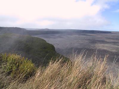 Kilauea Caldera   (Jul 17, 2001, 11:15am)