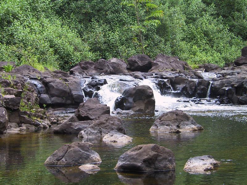 <b>Stream below Umauma Falls</b>   (Jul 18, 2001, 03:48pm)