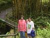 <b>Beth Daphne and Ben on trail to Akaka Falls</b>   (Jul 18, 2001, 01:59pm)
