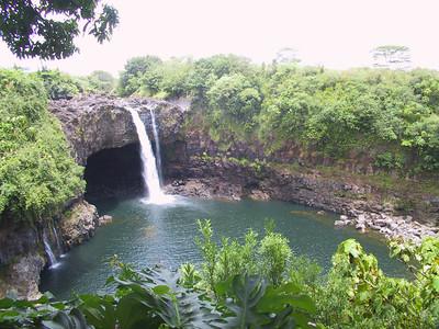 Rainbow Falls outside of Hilo   (Jul 18, 2001, 12:05pm)