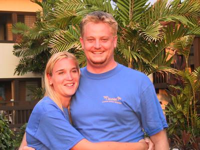 Tara Schroyer and Adam Kraver   (Jul 20, 2001, 06:50pm)