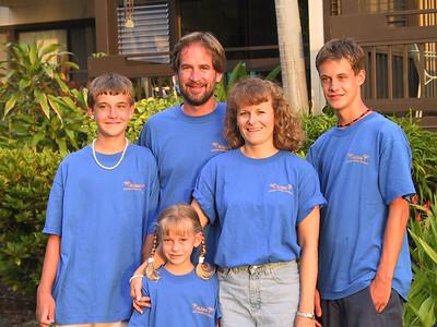 Garrett Heather Damon Lori and Torin Clark   (Jul 20, 2001, 06:38pm)
