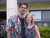 <b>Kevin Kraver and Amber Wadman</b>   (Jul 21, 2001, 08:30am)