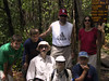 <b>Group pose at our turnaround point on our Pihea Trail hike</b>   (Jul 22, 2001, 01:53pm)