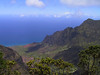 <b>Kalalau Valley from Puu o Lila Lookout</b>   (Jul 22, 2001, 12:28pm)