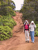 <b>Daphne and Beth on Pihea Trail</b>   (Jul 22, 2001, 12:42pm)