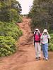 <b>Daphne and Beth on Pihea Trail</b>   (Jul 22, 2001, 12:42pm)