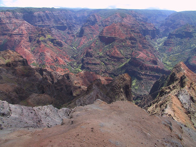 Waimea Canyon   (Jul 22, 2001, 10:52am)