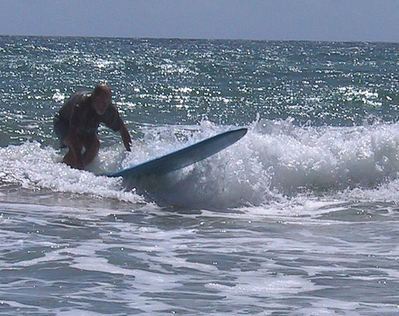 <b>Bill get up on his surfboard</b>   (Jul 25, 2001, 10:46am)